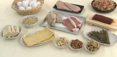 アルギニンが多い食べ物