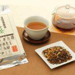 宝寿園の「宝寿茶」